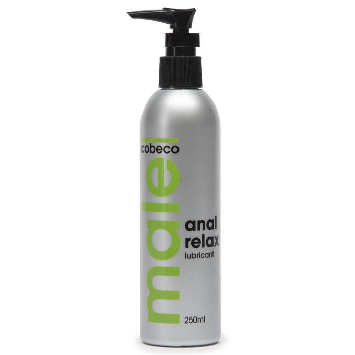 Male Cobeco Relax Anal Lubricant 250ml