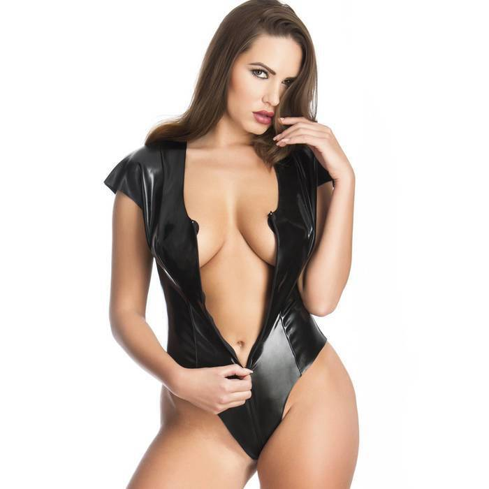 Easy-On Latex Access All Areas Zip Around Body