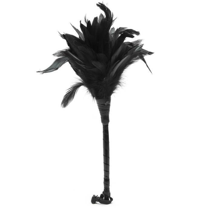 Fetish Fantasy Frisky Black Feather Tickler