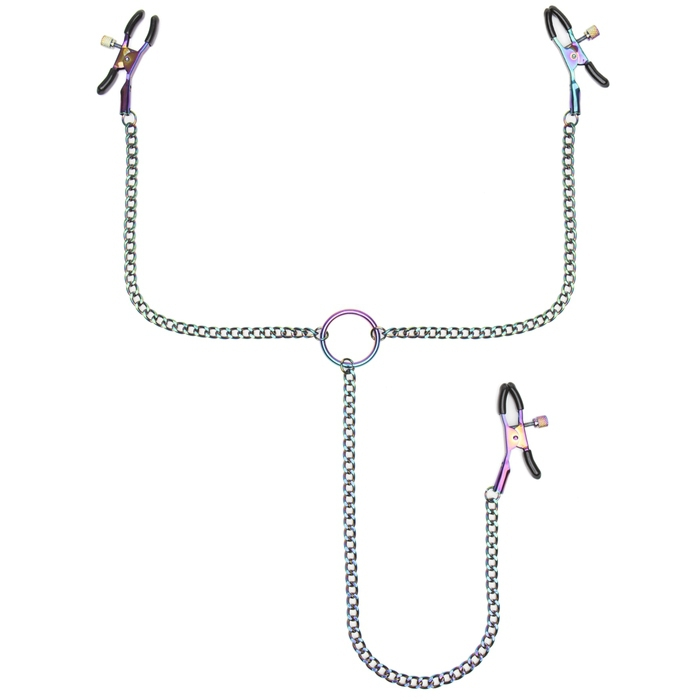 Bondage Boutique Rainbow Nipple & Clitoral Clamp