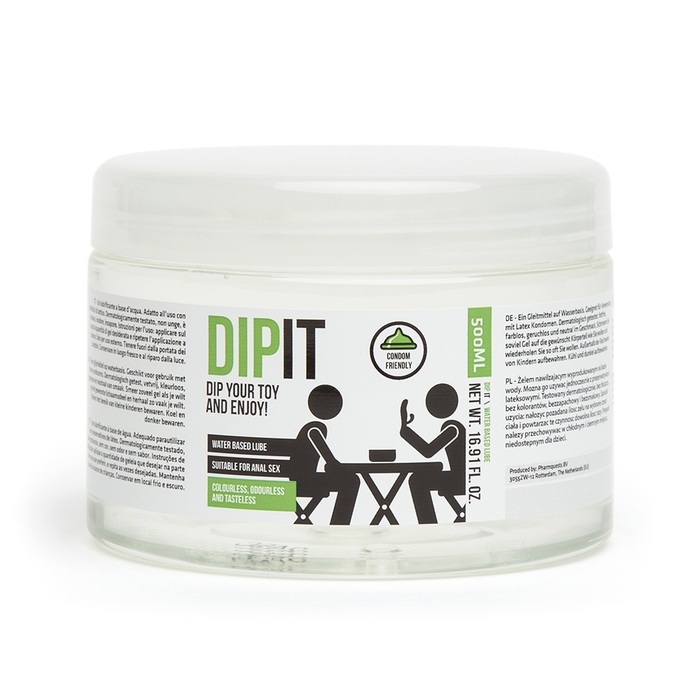 Dip It Water-Based Lubricant 500ml
