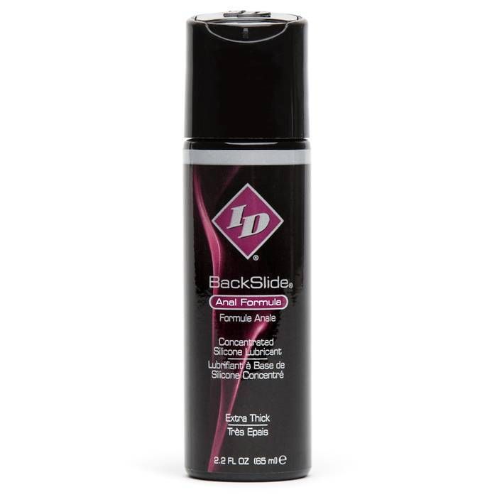 ID BackSlide Concentrated Silicone Anal Lubricant 65ml