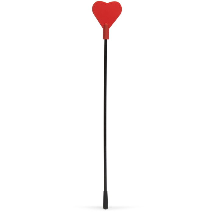 Bondage Boutique Red Skip a Beat Heart Riding Crop