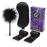 Lovehoney Oh! Get Started Tie & Tease Kit (4 Piece)