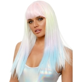 Leg Avenue Glow in the Dark Holographic Wig