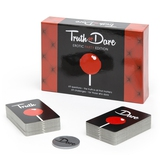 Tease & Please Truth or Dare Card Game - Erotic Party Edition
