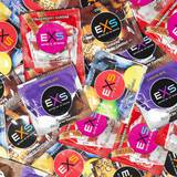 EXS Mixed Flavoured Condoms (144 Pack)